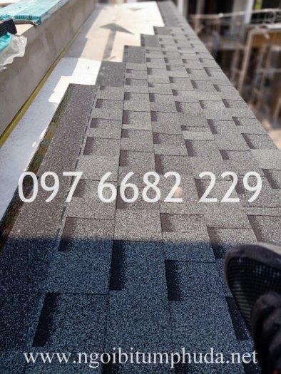 Ngói bitum phủ đá SangoBuild Roofing19