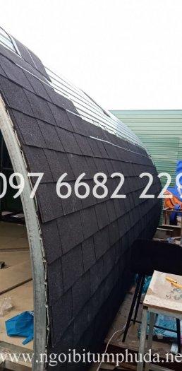 Ngói bitum phủ đá SangoBuild Roofing5