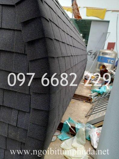 Ngói bitum phủ đá SangoBuild Roofing4