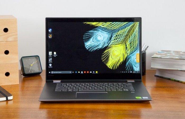 Laptop Lenovo Yoga Flex 5 - 1570/ i7 7500U/ 16G/ SSD256/ Full HD/ Vga rời GT940MX/ Viền Mỏng/ Lật Xoay 360/ Cảm ứng/ Giá rẻ3