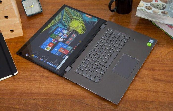 Laptop Lenovo Yoga Flex 5 - 1570/ i7 7500U/ 16G/ SSD256/ Full HD/ Vga rời GT940MX/ Viền Mỏng/ Lật Xoay 360/ Cảm ứng/ Giá rẻ1