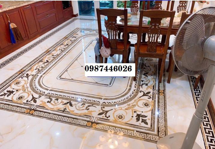 Gạch thảm vô cực kích thước lớn HP6005