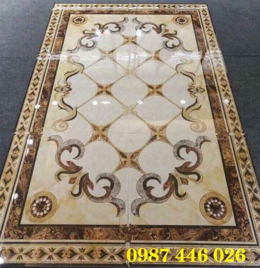 Gạch thảm vô cực kích thước lớn HP6002
