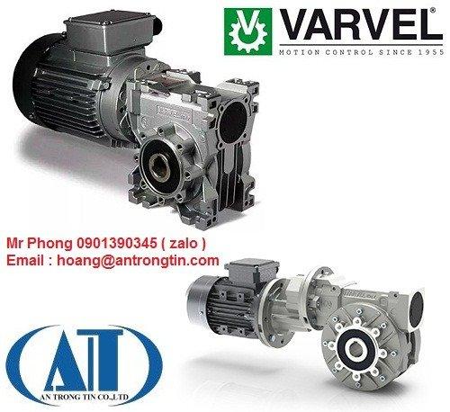 Động cơ hộp số Varvel2