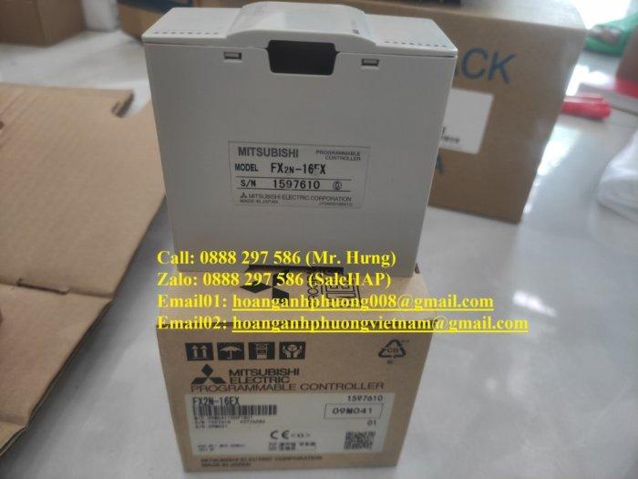 Module mở rộng PLC FX2N-16EX Mitsubishi2