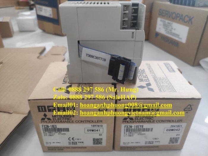 Module mở rộng PLC FX2N-16EX Mitsubishi1