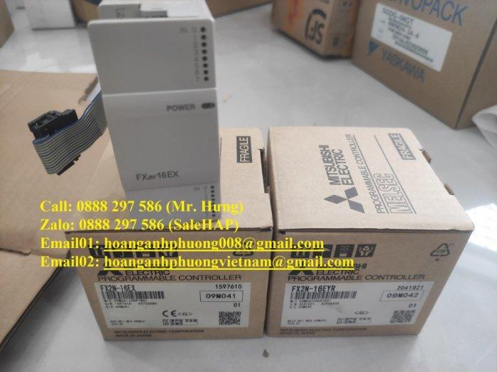 Module mở rộng PLC FX2N-16EX Mitsubishi0