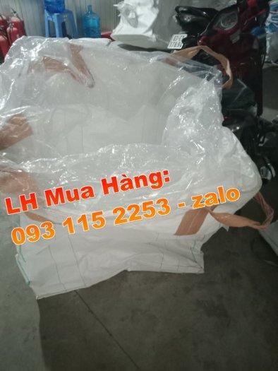 Bao jumbo 1 tấn đựng lúa gạo, Bao jumbo ủ chua thức ăn chăn nuôi9