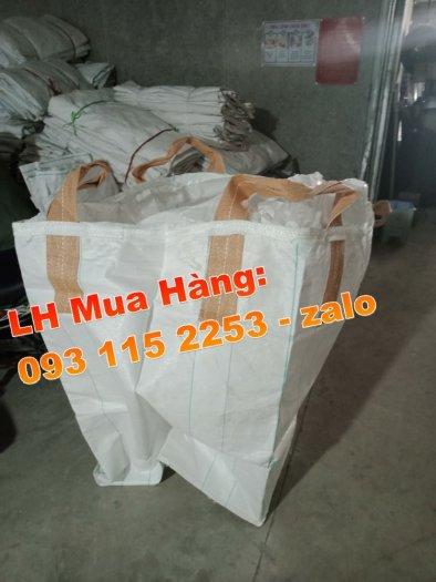 Bao jumbo 1 tấn đựng lúa gạo, Bao jumbo ủ chua thức ăn chăn nuôi8