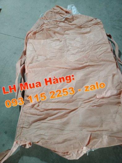 Bao jumbo 1 tấn đựng lúa gạo, Bao jumbo ủ chua thức ăn chăn nuôi6