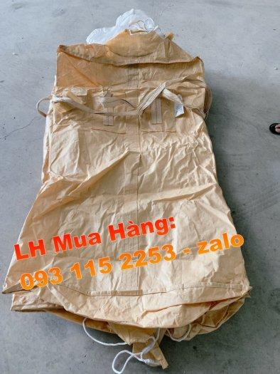 Bao jumbo 1 tấn đựng lúa gạo, Bao jumbo ủ chua thức ăn chăn nuôi5