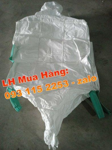 Bao jumbo 1 tấn đựng lúa gạo, Bao jumbo ủ chua thức ăn chăn nuôi4