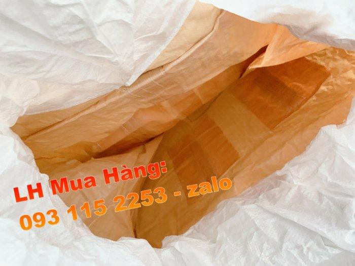 Bao jumbo 1 tấn đựng lúa gạo, Bao jumbo ủ chua thức ăn chăn nuôi3