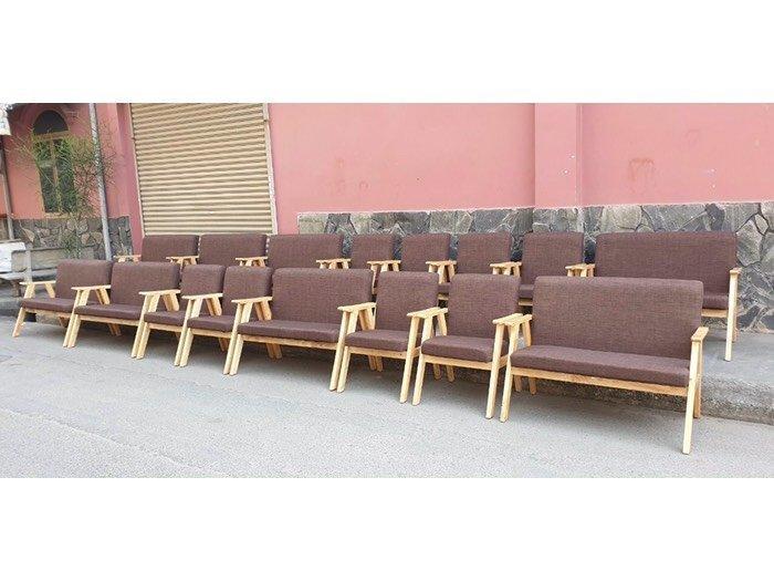Ghế sofa gỗ nệm giá ưu đãi - nội thất Nguyễn hoàng0