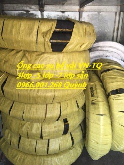 Ống cao su bố vải  hàng Việt Nam,Trung Quốc xả cát, ống xả nước, xả bùn D100,D114,D120,D150,D20012