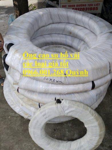 Ống cao su bố vải  hàng Việt Nam,Trung Quốc xả cát, ống xả nước, xả bùn D100,D114,D120,D150,D2007
