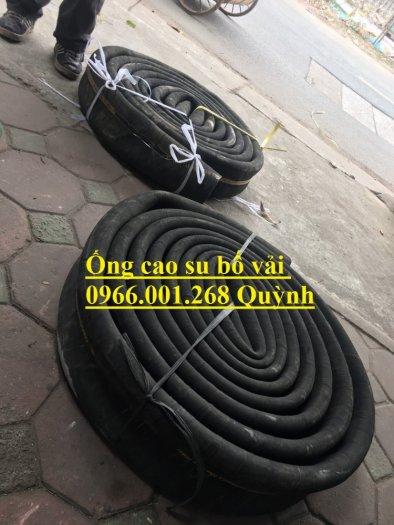Ống cao su bố vải  hàng Việt Nam,Trung Quốc xả cát, ống xả nước, xả bùn D100,D114,D120,D150,D2004