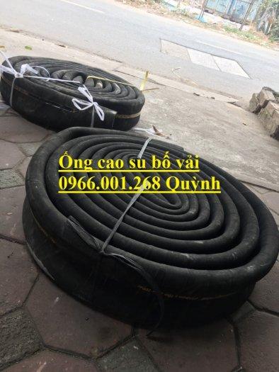 Ống cao su bố vải  hàng Việt Nam,Trung Quốc xả cát, ống xả nước, xả bùn D100,D114,D120,D150,D2001