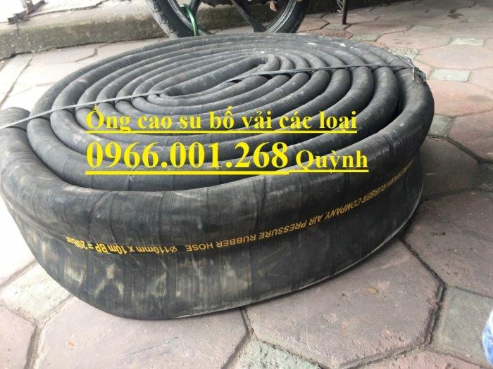 Ống cao su bố vải  hàng Việt Nam,Trung Quốc xả cát, ống xả nước, xả bùn D100,D114,D120,D150,D2000