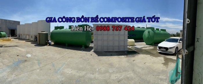 Bể tự hoại Composite – Septic tank Composite – Bể phốt composite1