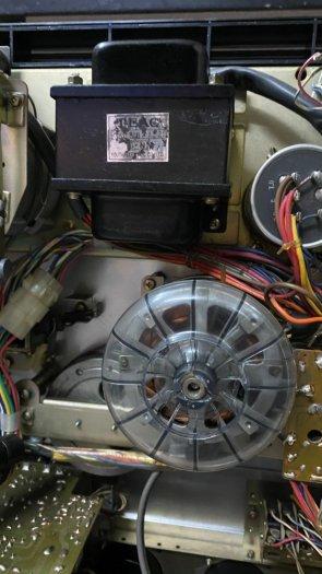 Đầu băng cối Teac A-6300 đẹp ( cái thứ 2 ) có hub zin đi kèm3