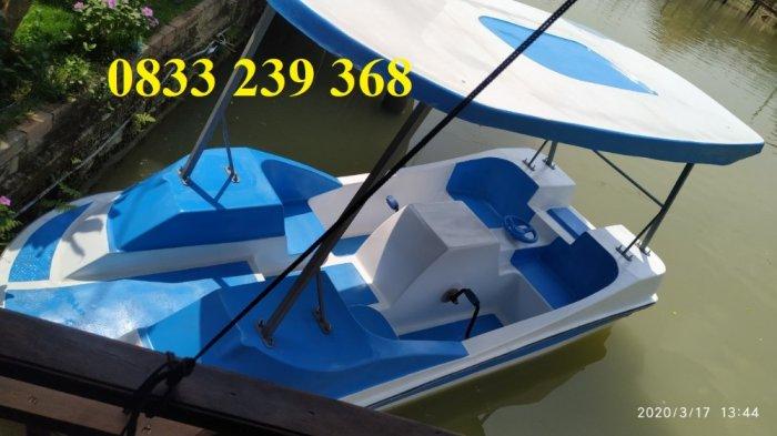 Thiên nga đạp nước chở 3 người, Thuyền thiên nga giá rẻ, Bóng nước tròn, Bóng nước hình trụ1