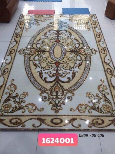 Gạch sàn 3D-gạch thảm lát sàn phòng khách8