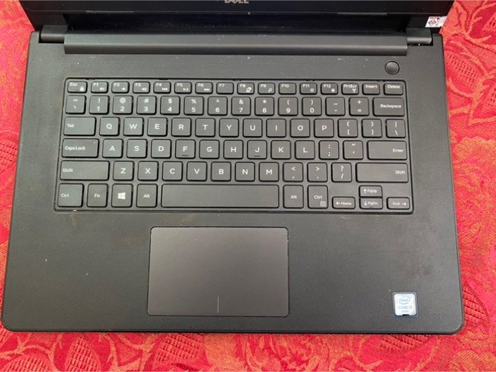 Laptop dell insprion 34592