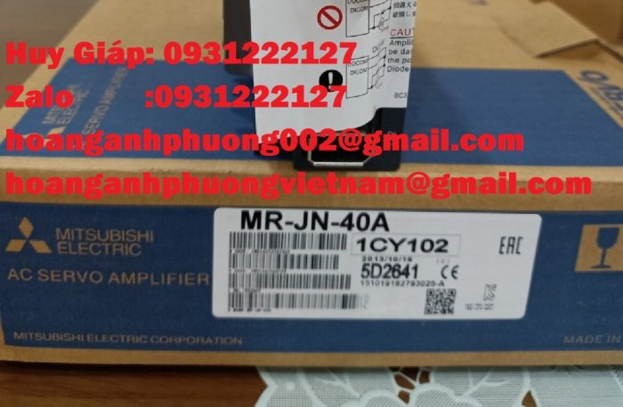 MR-JN-40A mitsubishi động cơ servo giá tốt5