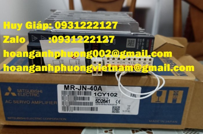 MR-JN-40A mitsubishi động cơ servo giá tốt1