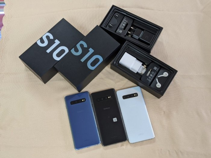Samsung Galaxy S10 Bản Nhật like new fullbox đẹp 99%6