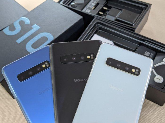 Samsung Galaxy S10 Bản Nhật like new fullbox đẹp 99%5