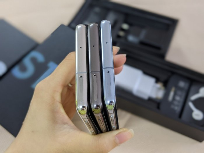 Samsung Galaxy S10 Bản Nhật like new fullbox đẹp 99%1