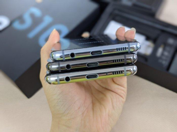 Samsung Galaxy S10 Bản Nhật like new fullbox đẹp 99%0