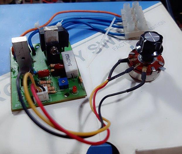 Bo điều khiển motor DC, Bo điều khiển motor khoáy, Module điều khiển động cơ cho máy khoáy , Module điều khiển động cơ cho máy trộn0