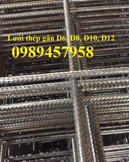 Sản xuất Lưới thép hàn phi 10 ô 200x200- lưới hàn chập phi 10 ô 200x2009