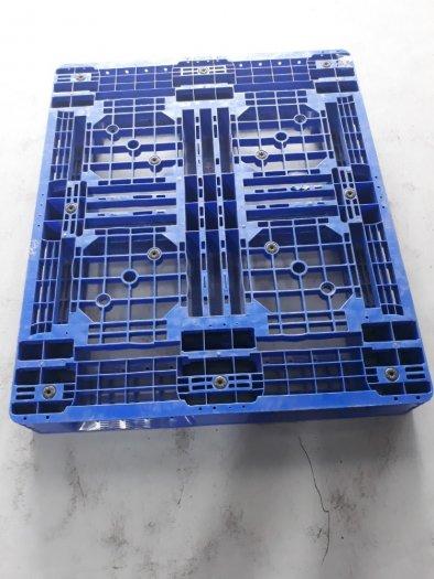 Pallet nhựa Xuất Nhập khẩu - Giá Rẻ - Chất Lượng3
