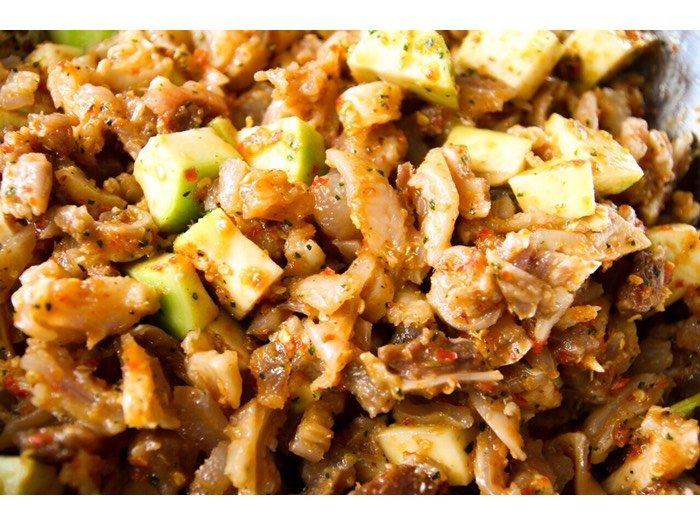 Gân bò Sốt Thái hộp 900 gram3