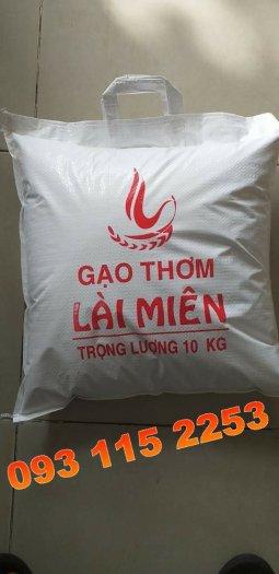 Bao đựng gạo, túi đựng gạo in flexo cho ngày tết3