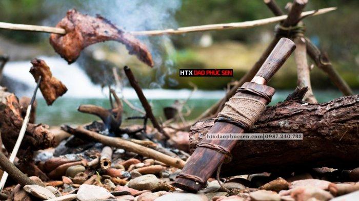 Dao phúc sen dao mèo đi rừng M25DD0