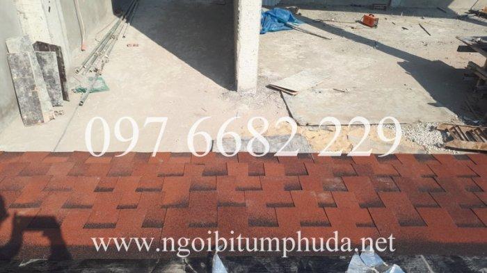 Nhà cung cấp Ngói bitum phủ đá asphalt Shingle9