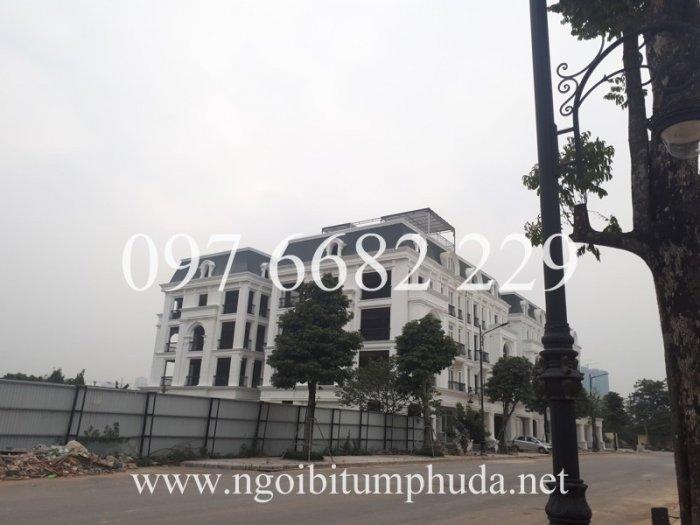 Nhà cung cấp Ngói bitum phủ đá asphalt Shingle1