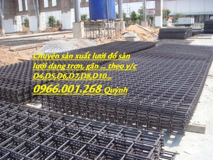 Lưới thép hàn , lưới thép hàn chập D3,D4,D5,D6 và các loại khác sản xuất theo yêu cầu7