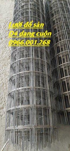 Lưới thép hàn , lưới thép hàn chập D3,D4,D5,D6 và các loại khác sản xuất theo yêu cầu6