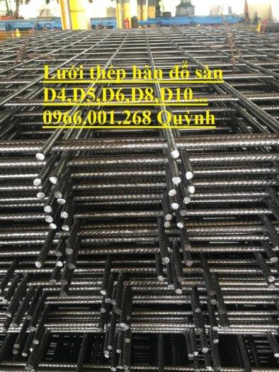 Lưới thép hàn , lưới thép hàn chập D3,D4,D5,D6 và các loại khác sản xuất theo yêu cầu3