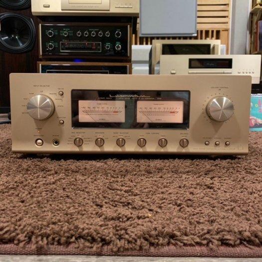 Ampli LUXMAN L507SII11