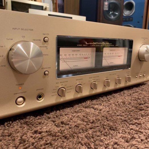 Ampli LUXMAN L507SII8