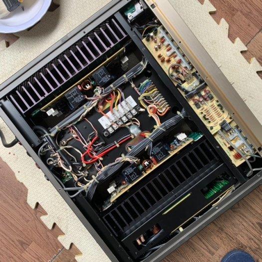 Ampli LUXMAN L507SII0