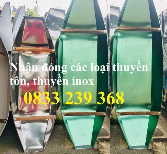 Bán thuyền tôn câu cá cho 2-3 người và Thuyền tôn chở 4-6 người5