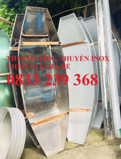 Bán thuyền tôn câu cá cho 2-3 người và Thuyền tôn chở 4-6 người4